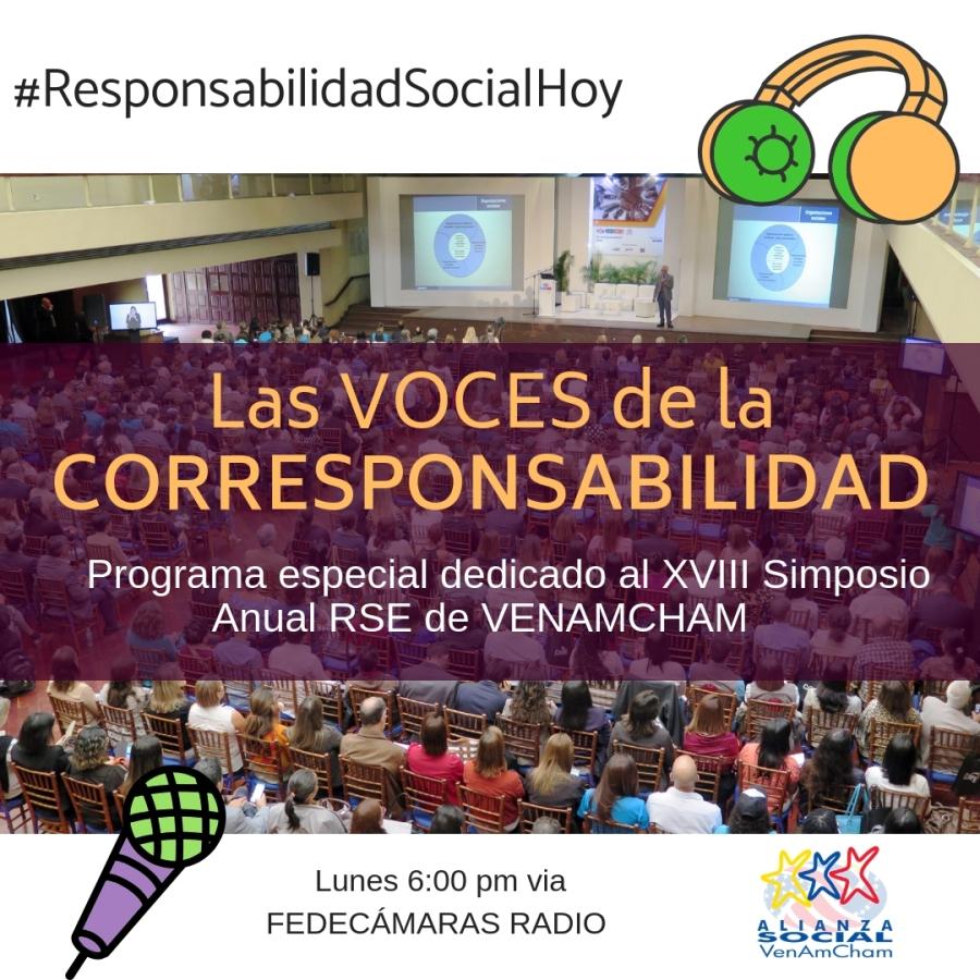 ProgramaCorresponsabilidad#ResponsabilidadSocialHoy